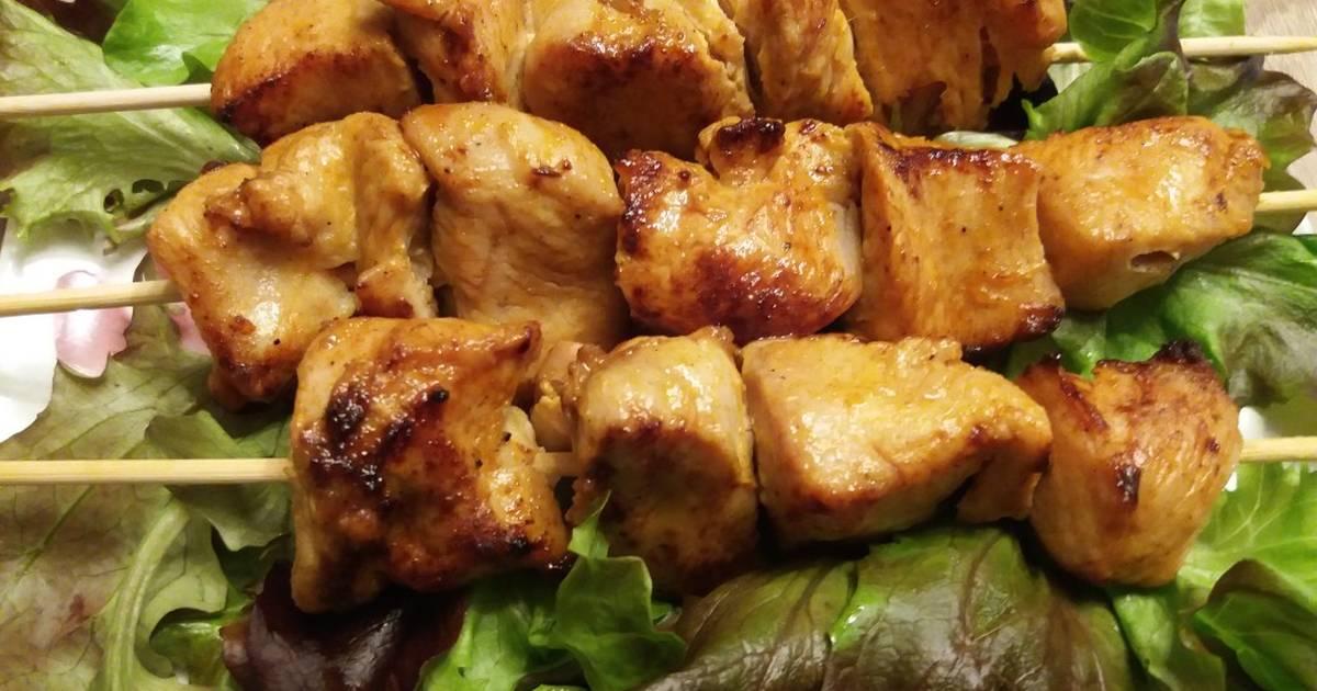 Лучшие рецепты маринададля шашлыкас майонезом